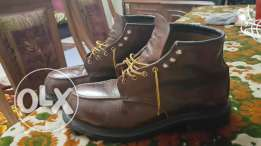 Red wing shoes 45-46مقاس