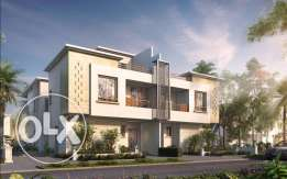 Twin house for sale in JEDAR EL Sheikh Zayed City