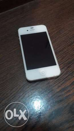 iPhone 4S White From the United States الإسكندرية -  2
