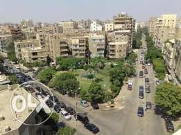 Garden View and Heliopolis Landscape Apartment For Sale 160metersquare