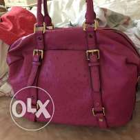 Mk oyster leather