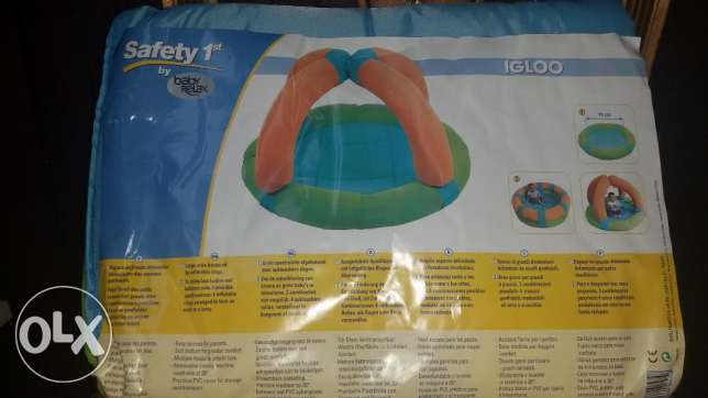 Brand new Baby activity park. Air Intex IGLOO