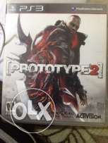 prototype2 for ps3