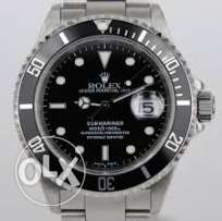 ROLEX Submariner 2008, steel