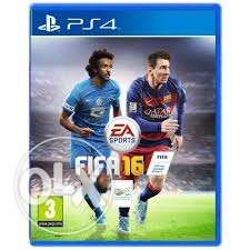Fifa 2016 for sell or change