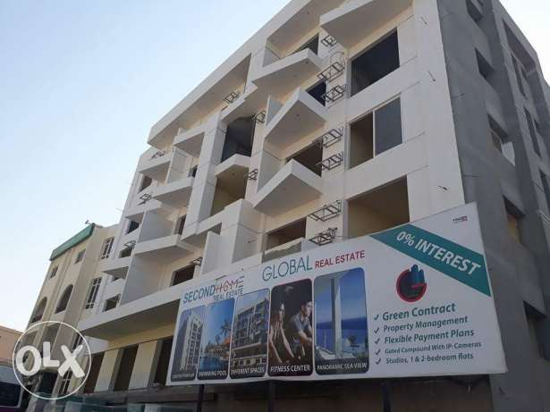 Apartments for Sale 100m When the luxury with red sea
