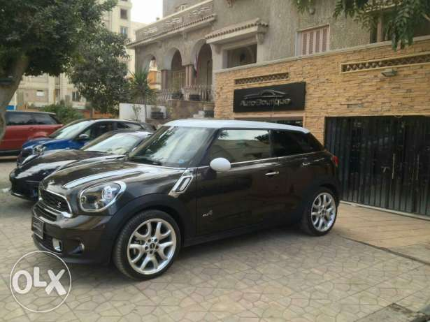 2015 Paceman All 4 S