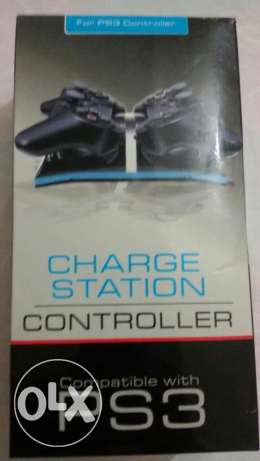 Ps3-Dual controller charger