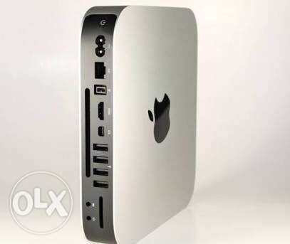 Mac Mini ( 4GB memory,320GB Storage DVD R\W) as new