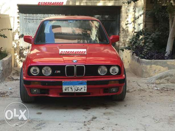 BMW E 30 Coupe 6 أكتوبر -  2