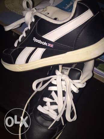 reebok size 38 as new for women