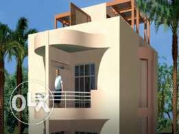 Chalet located in Ain Sokhna for sale 91 m2, Romance