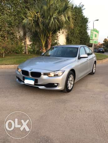 BMW 316 in perfect condition 2013