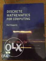 discrete mathematics for computing computer science book