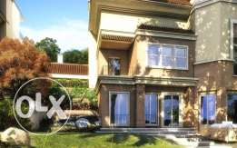 0% down payment s-Vila in Sarai compound