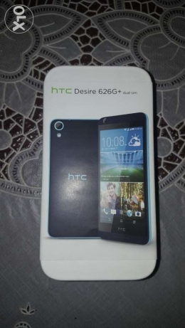 HTC Desire 626G Plus zeroooo لسه في الضمان