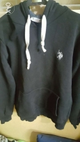 Us polo sweatshirt for men