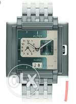 ALFEX Swiss Men's Watch big line and big face by Georg Plum