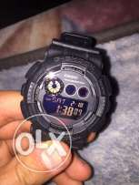Casio Watch G-SHOCK Full Protection Black Matte