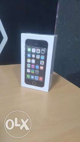 IPhone 5s _ New _ 16G _Gray