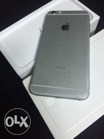 iphone 6 plus silver 16