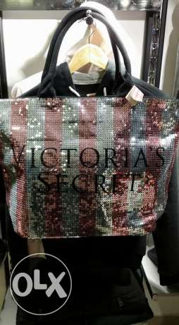 Victoria secret bag shiny and stylish الساحل -  2