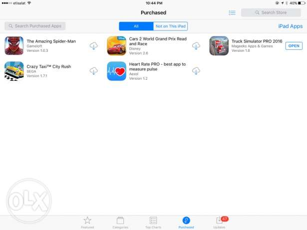 email apple id for this purchase app