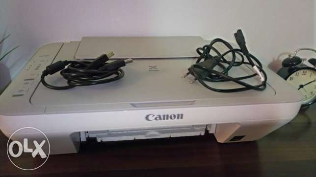 Canon PIXMA MG2440 All in one Printer, Scanner, Copier 6 أكتوبر -  4