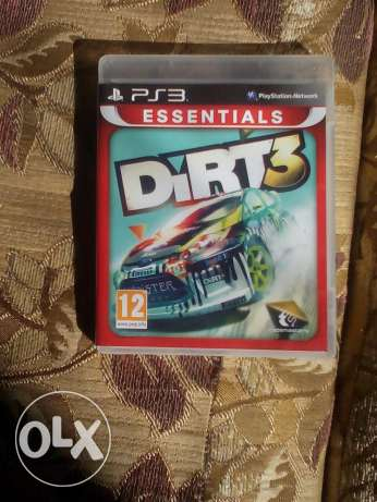 Dirt 3 for ps3