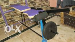 Gym tools and equipment
