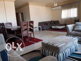 Fully furnished bright apartment in Degla for rent!
