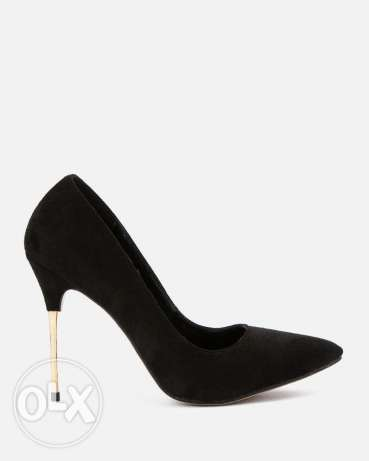 black shoes by order 5 6 days all sizes available 36 37 39