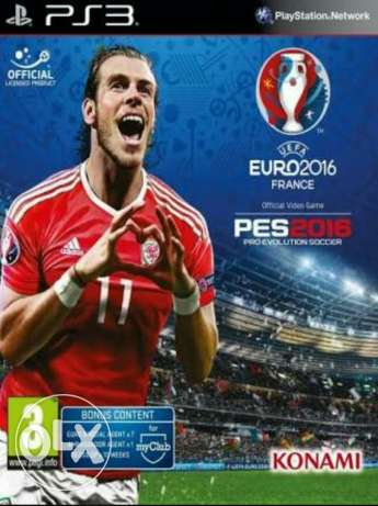 Pes 16 euro eddition and pes 13 for sale