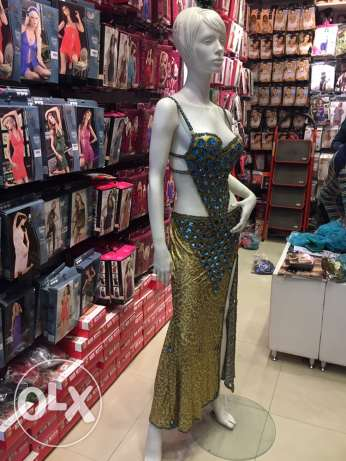 belly dance suit costume latest model for a really great price المندرة -  2