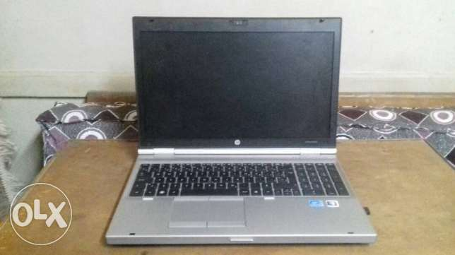 لاب توب hp Elitebook 8560