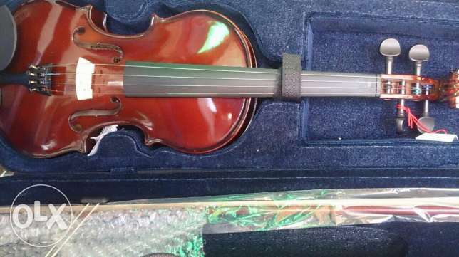 Violin fitness original