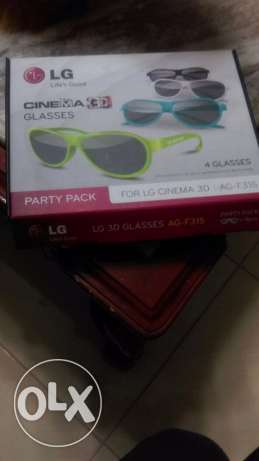 Cinema 3D Glasses for LG
