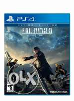 Final Fantasy XV PS4 (New) (Delivery) (Sealed) (Region All)