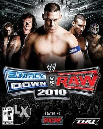 WWE Smackdown vs Raw 2010 PS3 - Used - Playstation 3
