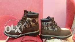 ( just arrived from us Timberland forest boot (new model