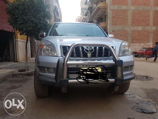 Toyota prado 2007 very good case