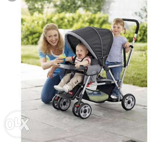 Excellent condition!! Joovy Lightweight double pushchair from USA