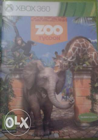 Zoo tycon oryginal cd for xbox مدينة نصر -  1