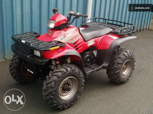 Polaris sportsman 500 4x4 model 1998 القاهره -  3