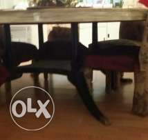 Imported dinning table without chair