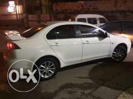 A New lancer model 2015 only 10000km