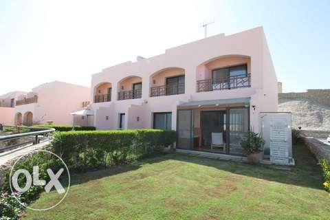 Villa duplex in a luxury compound shall in Hurghada.