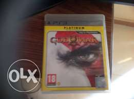 God of war 3 ps3 for trade