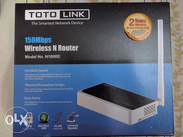 Access Point and 50m Ethernet cable مدينة نصر -  4