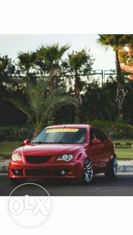 Gen 2, Body kit customized , Automatic , 85000Km